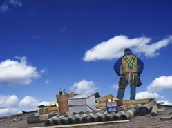 Enquete - refaire la toiture d'une maison