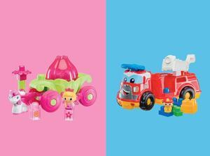 IPAD - Stéréotypes : les jouets ont-ils un genre ?