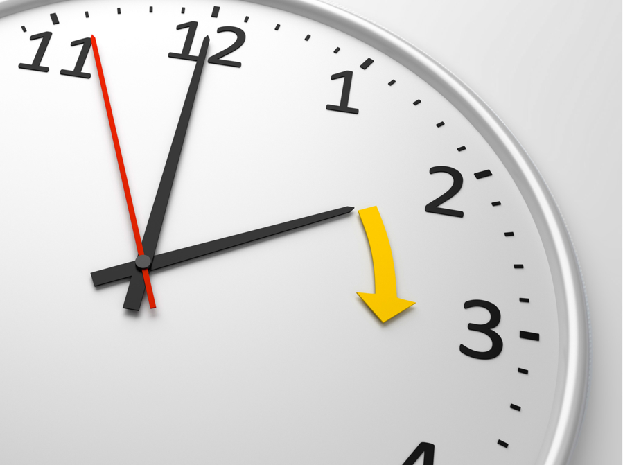 La nuit du samedi au dimanche 12 mars sera plus courte prot gez - Changement heure ete 2017 ...