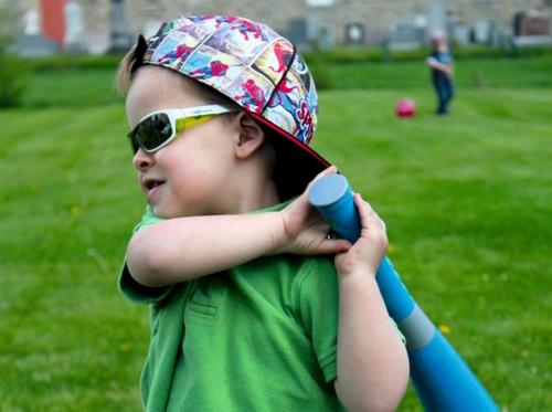 Test - Lunettes de soleil pour enfants 2012