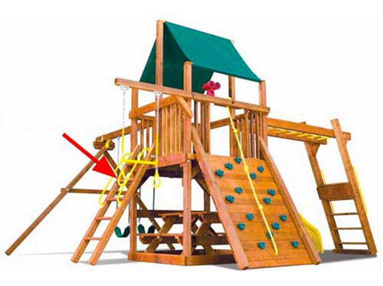 structures de jeux ext rieurs rappel en raison d un risque de chute prot gez. Black Bedroom Furniture Sets. Home Design Ideas